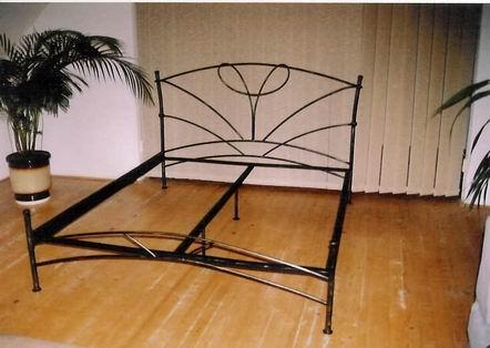 Luxusné kované postele Kovozvar Milan Čaplák